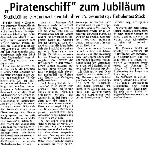 Offenbach-Post, 28.10.2006